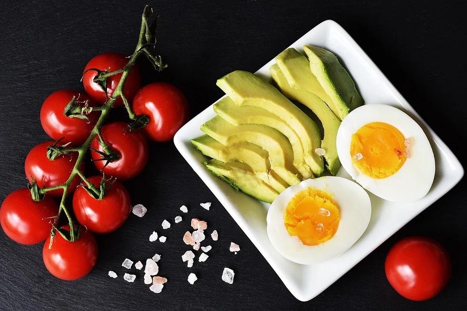 Zdravý jídelníček