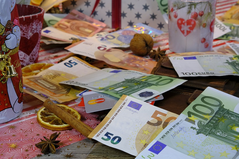 eura o Vánocích