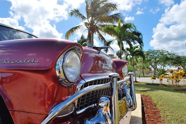 Chevrolet na Kubě