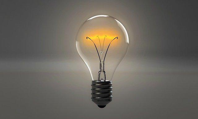 žluté světlo