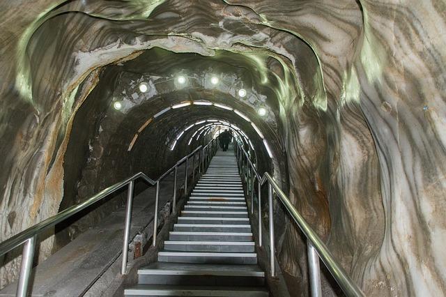 turda solný důl