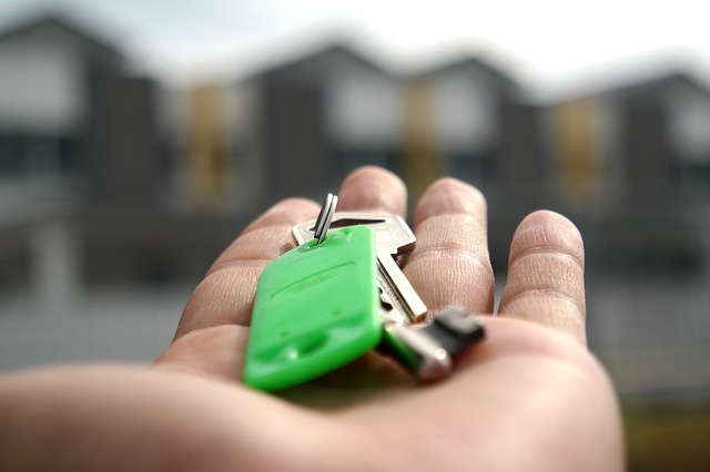 Dům, bydlení, klíče